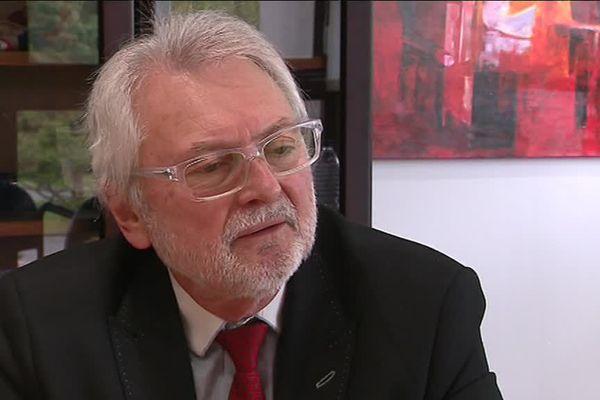 Philippe Gadreau, le maire des Mathes La Palmyre