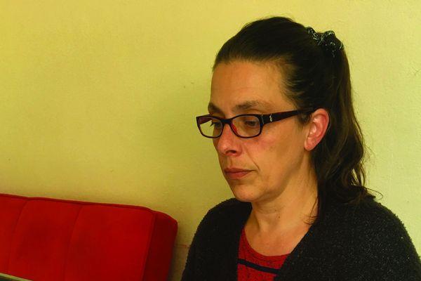 Emmanuelle Pirra, en formation d'Assistante de direction à l'AFPA de Brive.
