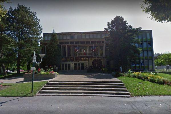 La mairie de Fontaine en Isère