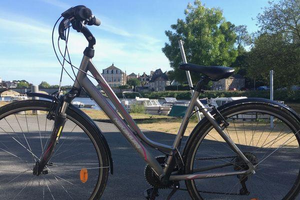 Pour 1 heure,, une demi journée, une journée... Louez un vélo sur les bords de la Mayenne