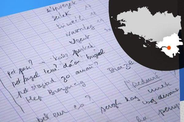 A Nantes, des adultes se mettent au breton. La ville a même signé une charte où elle s'engage à promouvoir l'usage de cette langue.