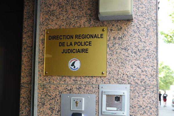Le siège de la direction régionale de la Police judiciaire à Lille