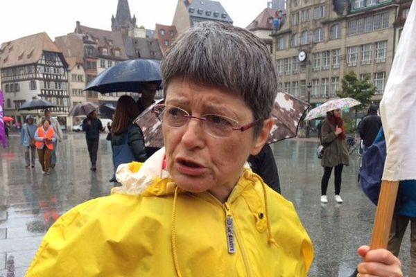Astrid Montavon enseigne depuis 40 ans