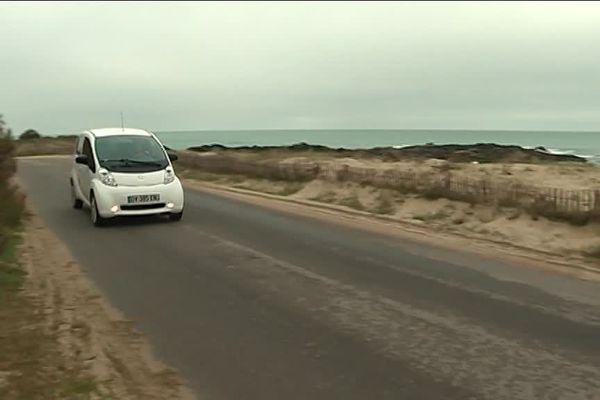 Le boum des véhicules électriques sur l'île d'Yeu