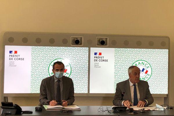 Les dotations du gouvernement pour la Corse dans le cadre du Plan France Relance ont été rendues publiques par le préfet de région ce jeudi 28 janvier.