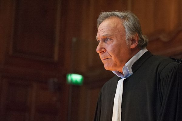 Maître Patrick Uzan, l'un des avocats de Yacine Sid.