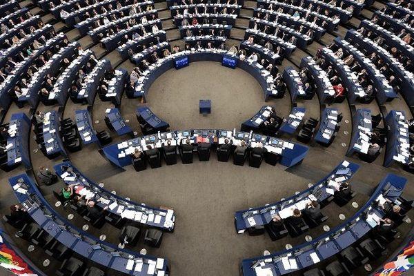 Une session plénière du Parlement européen à Strasbourg