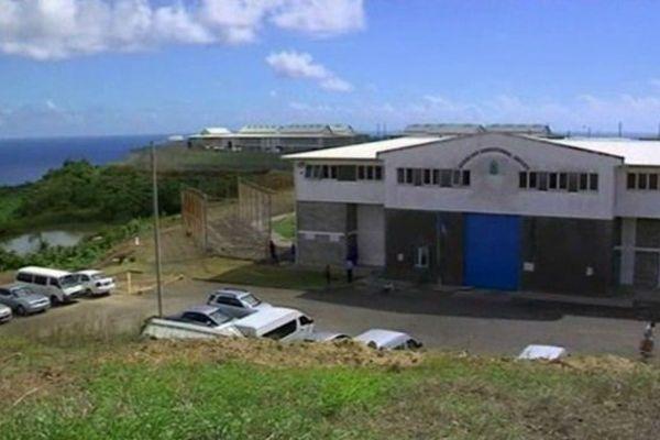 Eric Sommer est emprisonné à Sainte-Lucie depuis deux ans et demi.