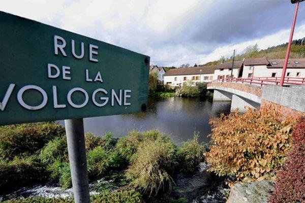 A Lépanges-sur-Vologne (Vosges) les habitants sont excédés par la médiatisation de l'affaire Grégory. L'un d'entre eux a abattu un drone qui survolait sa maison. Celle où résidaient les parents de Grégory.