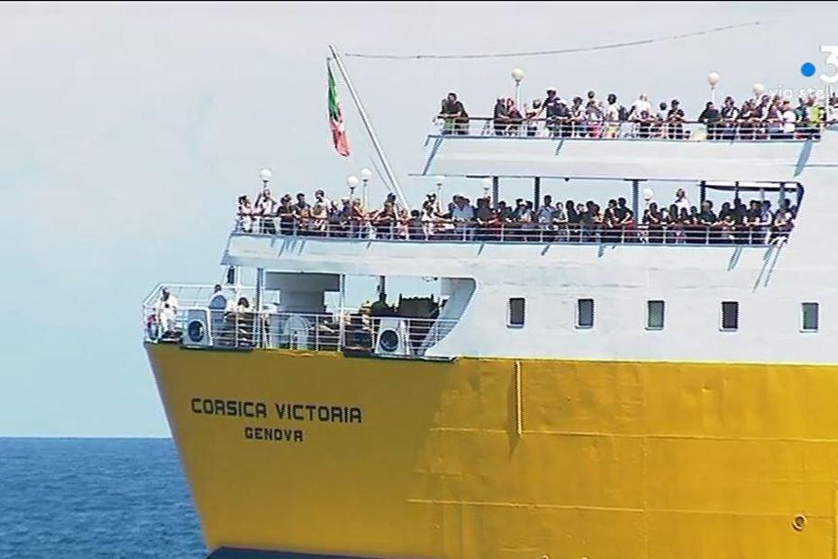 Covid-19 : les touristes testés positifs en Corse ne sont pas comptabilisés dans le taux d'incidence de la rég