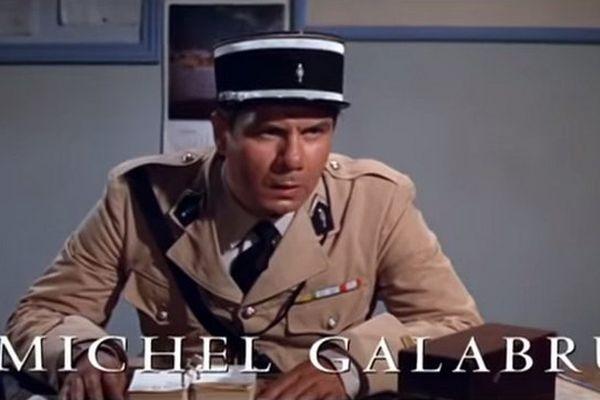 Michel Galabru, alias adjudant Gerbert, est décédé lundi matin