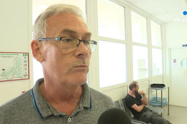 Retrouvés lundi 28 octobre après quatre jours passés dans le massif de l'Ospedale, Yves Rosay témoigne.