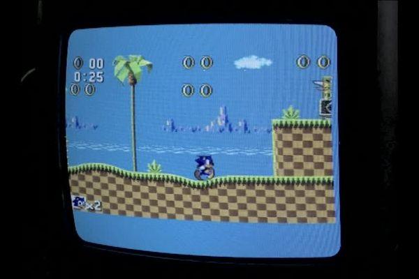 Inventé par Sega, Sonic le hérisson est un personnage incontournable des jeux vidéos anciens.