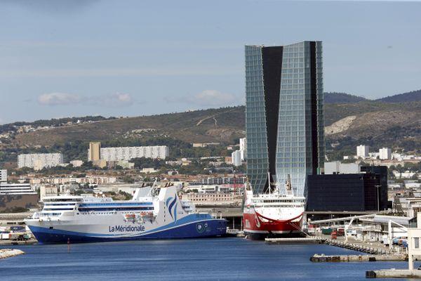 La CMA-CGM dont le siège est à Marseille a été condamnée à 100.000 euros d'amende pour homicide involontaire ce vendredi par le tribunal de commerce de Marseille.
