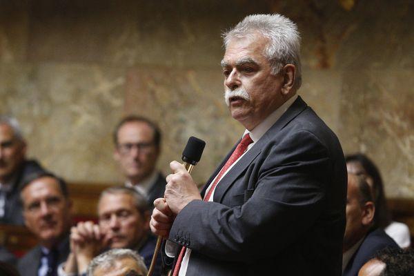 André Chassaigne, député communiste de la 5ème circonscription du Puy-de-Dôme, a manifesté, mercredi 28 juin, sa colère de voir tous les postes de vice-présidents de l'Assemblée Nationale attribués à La république en Marche.