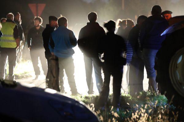 Les lâchers ont eu lieu malgré les barrages des opposants