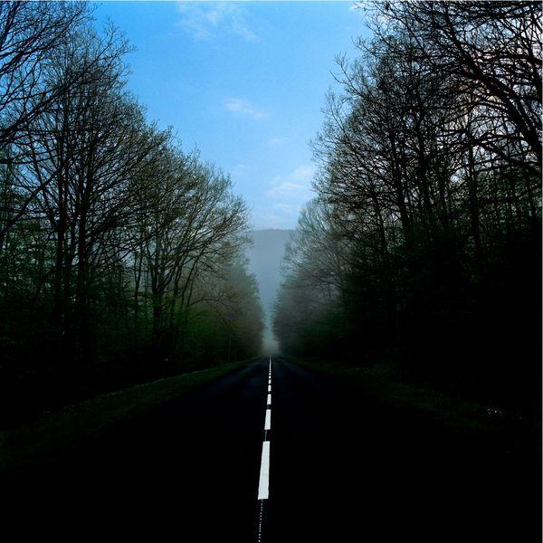 La route ardennaise.