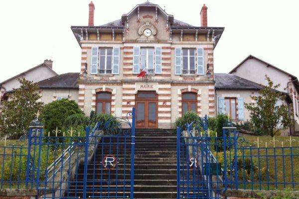 Mairie de Peyrilhac (Haute-Vienne)