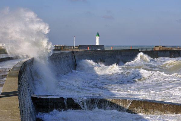 Archive - Comment la tempête Alex s'annonce-t-elle en Normandie ?