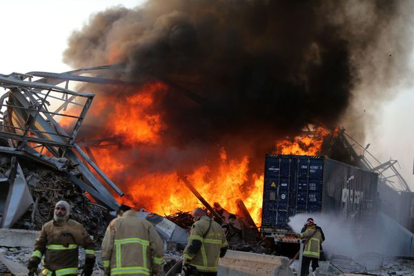 Le bilan de l'explosion, survenue le 4 août au port de Beyrouth, s'élève à plus de 150 morts et des milliers de blessés.
