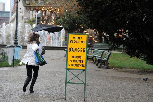 Attention, des vents violents sont attendus sur l'Occitanie ce vendredi 22 janvier