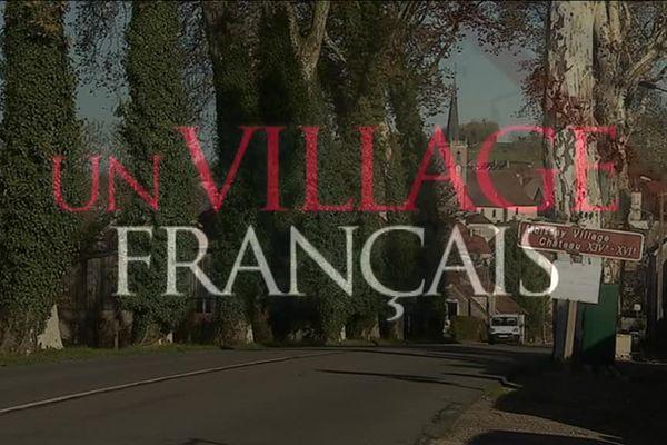 """La série diffusée sur France 3 """"Un village français"""" évoque une sous-préfecture fictive, Villeneuve, et une vraie commune, Moissey, dans le Jura. Rencontre avec ses habitants."""