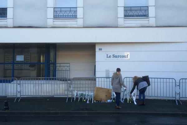 L'immeuble dont un des balcon s'est effondré à Angers, faisant 4 morts et 14 blessés, est situé au 25 rue Maillé, dans le centre-ville d'Angers.