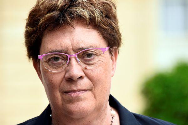 La députée LR du Loiret Marianne Dubois.