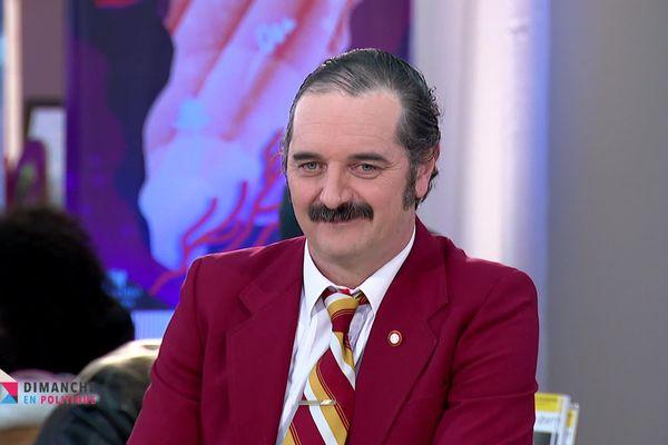 Franky Baloney, co-directeur de la collection BDcul