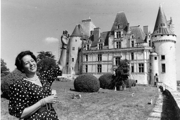 Juillet 1985, Sonia Matossian décide de redorer le blason de la Rochefoucauld