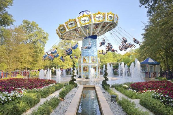 Le Pal, situé dans l'Allier, a été classé 5ème meilleur parc d'attractions de France par Tripadvisor.