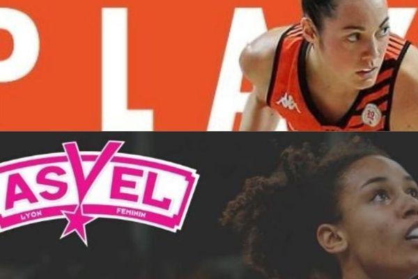 Bourges accueille le Lyon ASVEL féminin au Prado samedi 5 mai