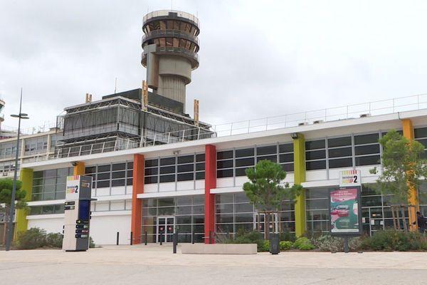 La fréquentation de l'aéroport Marseille-Provence est en baisse de 70% depuis le début de la pandémie.