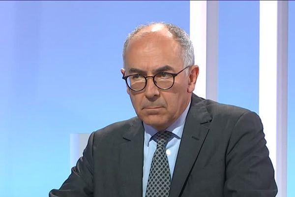 Manuel Tinon de Lara, président de l'Université de Bordeaux