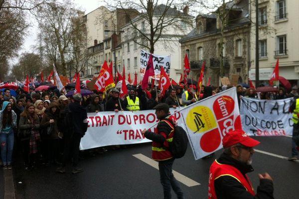 De nouvelles manifestations contre la loi Travail sont prévues pour jeudi 28 avril