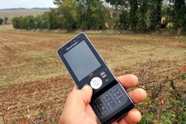 Les 4 communes champardennaises où on ne capte aucun réseau avec son téléphone mobile