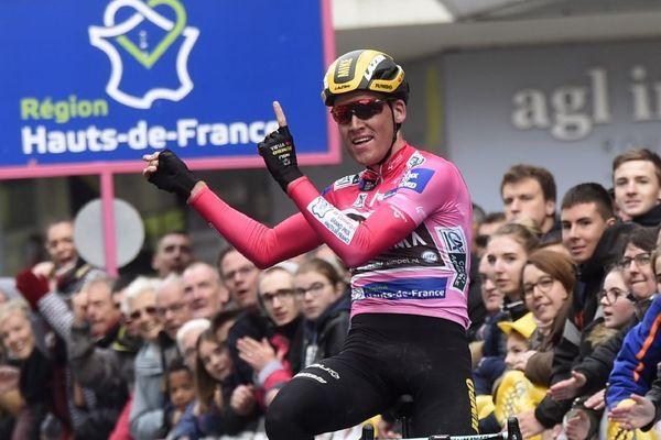 Mike Teunissen s'impose facilement à Dunkerque et remporte le classement général