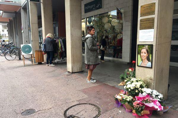 Une marche blanche est organisée ce jeudi à Annecy en hommage à la psychologue de 33 ans tuée d'un coup de fusil.