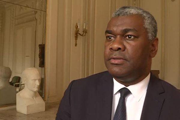 """Joël Mathurin, préfet du Doubs, insiste : """"il faut tout faire pour éviter que le variant britannique devienne incontrôlable"""""""