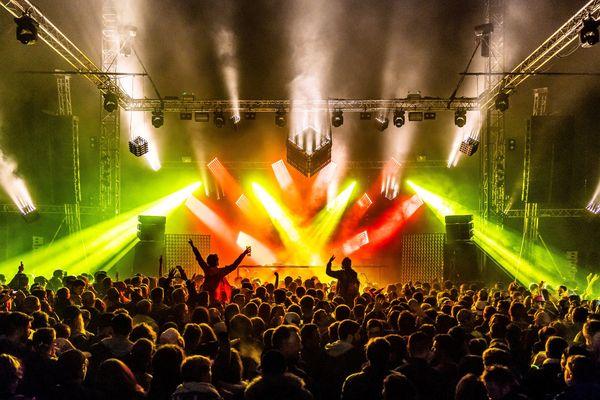 l'édition 2018 du festival Paco Tyson s'était déroulé sur le parc de la Chantrerie à Nantes