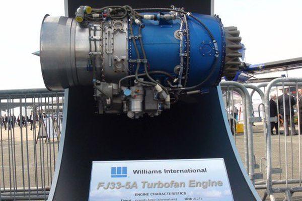 Le turbo réacteur du Flaris