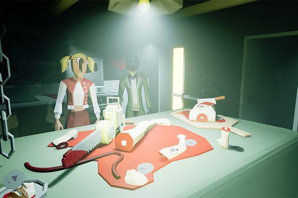 La salle cannibale 2 sera l'une des pièces du jeu