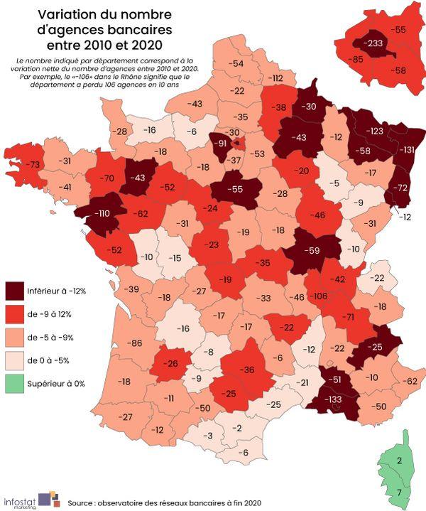 L'Aveyron est l'un des départements d'Occitanie les plus touchés par la désertification bancaire.