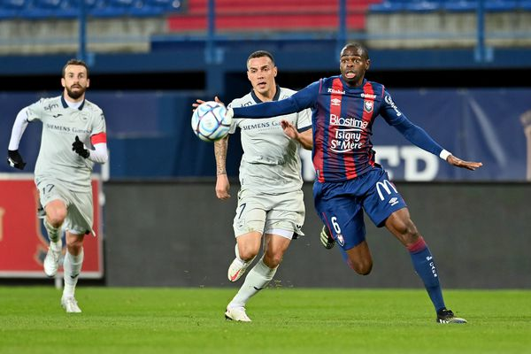 Lors du dernier match entre Caen et Le Havre au stade d'Ornano, le Stade Malherbe d'Oniangué s'était incliné 2-0 face au HAC de Fontaine et Bonnet.
