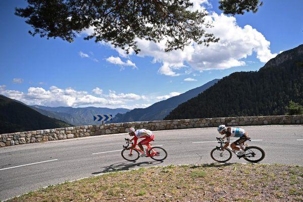 Durant trois jours, le Tour de France nous a offert des images superbes des Alpes-maritimes.
