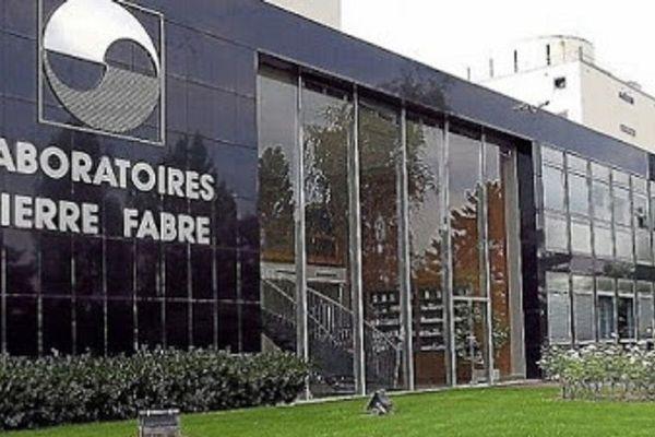 Le siège historique du groupe Pierre Fabre à Castres (Tarn).