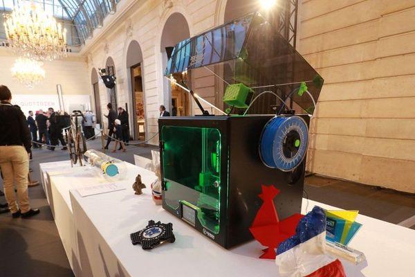 """Des produits """"fabriqués en France"""", sont exposés les 18 et 19 janvier, à l'Elysée."""