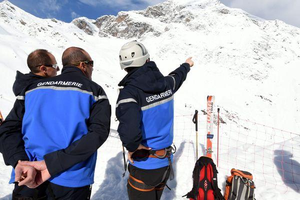 Les secours lors d'une intervention en montagne