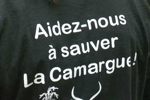 Les riziculteurs camarguais mobilisés