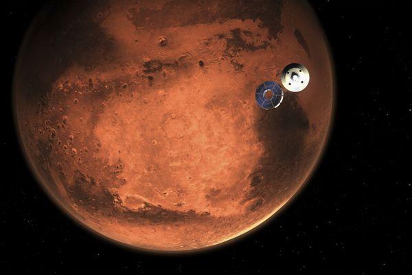 Jeudi 18 février, aux alentours de 21h43, le rover Perseverance lancé par la NASA atterrira sur Mars.